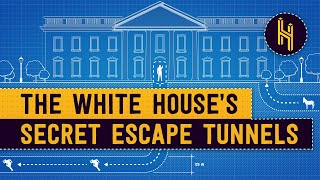 The Secret Tunnel Under the White House