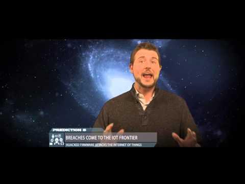 Prediction 8 - Breaches Come to the IoT Frontier