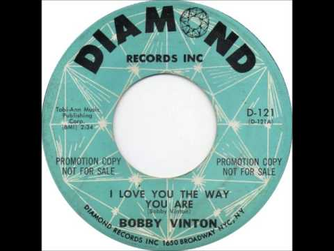 Bobby Vinton - I Love You The Way You Are