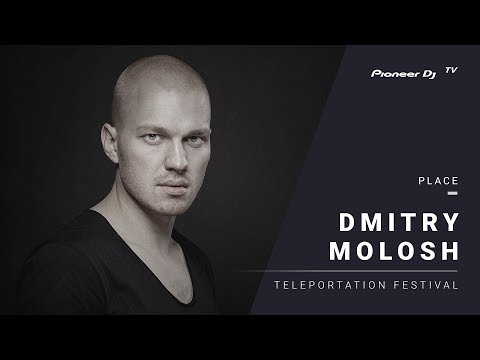 DMITRY MOLOSH live @ МИКС afterparty    TELEPORTATION Festival Moscow @ Pioneer DJ TV