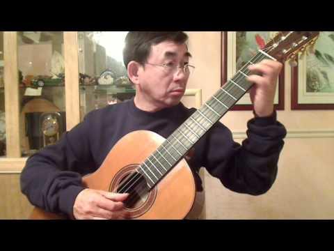 Francisco Tarrega - Etude-scherzo