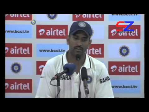 MS Dhoni, Captain, India - Would not use the word 'revenge' for this victory