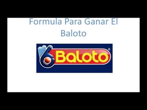 """""""Formula Para Ganar El Baloto"""" """"Secreto Para Ganar La Loteria""""c"""
