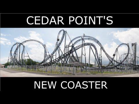 Roller Coaster Rides at Cedar Point Cedar Point 2016 Roller