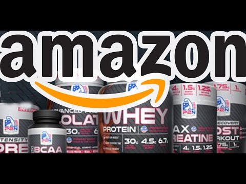 Amazon's Own Sports Nutrition Supplements?! | P2N Peak Performance