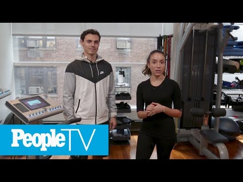 Workout With Celebrity Trainer Mohamed Elzomor: Try The EMS Routine All The Stars Love   PeopleTV