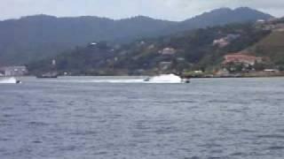 trinidad powrboat regatta 09' sprint