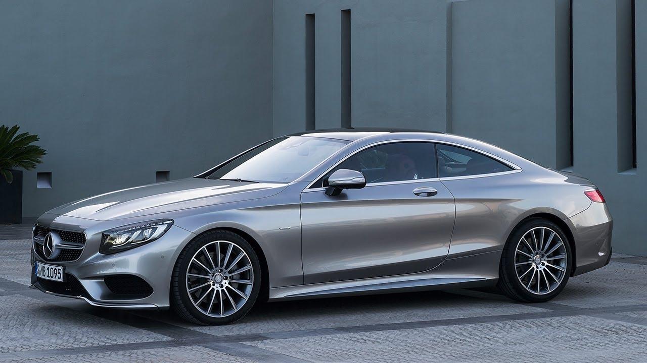 Новый Mercedes-Benz S-Class Купе W222 - YouTube