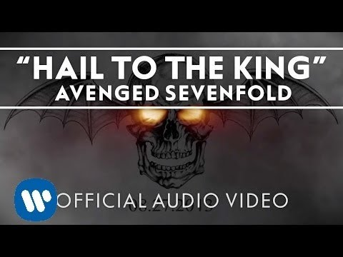 Avenged Sevenfold - Hail To The King [audio] video