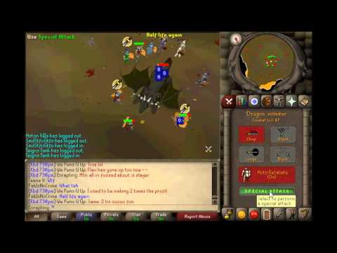 Old School Runescape King Black Dragon