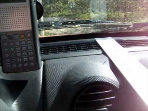 Ham Radio Mount Ideas for 2004 Jeep Liberty