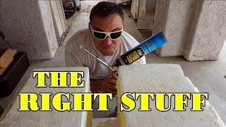 Best Glue For Styrofoam   Spray Foam Adhesive For Polystyrene   Foam Carving Techniques