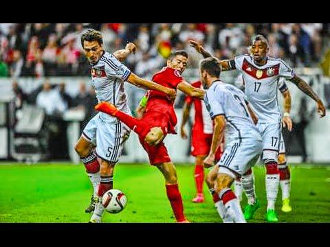 Niemcy - Polska 04.09.2015 Najważniejsze !!! Piłka Nożna