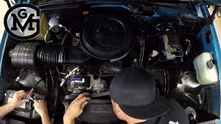 Gas Monkey - How To Change An Alternator And Battery