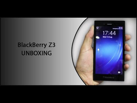 BlackBerry Z3 UNBOXING (9)