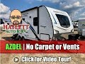 UPDATED 2020 Freedom Express 192RBS Azdel Ultralite Carpetless Couple's Coachmen Travel Trailer