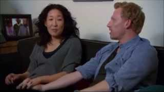 Kevin McKidd and Sandra Oh: Grey's Anatomy Season 10 Interview.