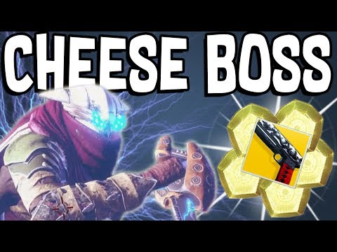 Destiny 2 - BEAT NIGHTFALL BOSS IN SECONDS FOR EASY RAT KING & LOOT!