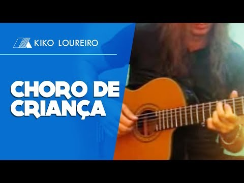 Kiko Loureiro - Choro De Crianca