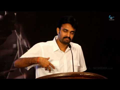 Thaandavam Press Meet AL vijay speech