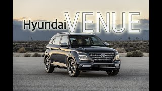 Hyundai Venue – novo SUV compacto abaixo do Creta, com visual do Kona