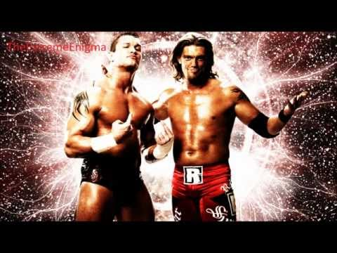 Rated RKO 1st WWE Theme Song