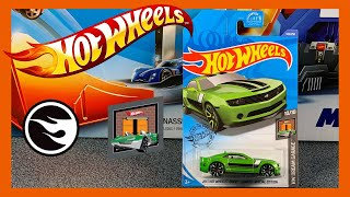 Opening TREASURE HUNT 2013 Hot Wheels Chevy Camaro Special Edition for 2020 H CASE!!!