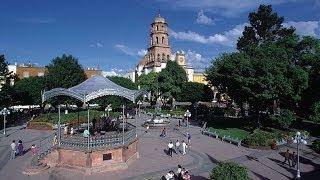Querétaro, Centro Histórico - Jardín Zenea