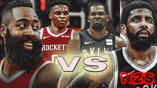 Houston Rockets vs Brooklyn Nets - FULL GAME | NBA 2K19