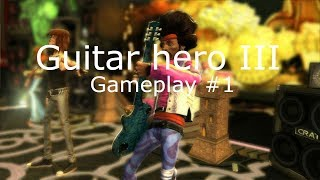 Guitar Hero 3 Gameplay #1