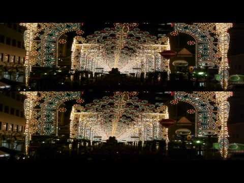 3D Kobe Luminarie 2009