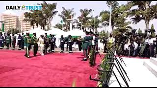 VIDEO: Nigeria celebrates Armed Forces Day