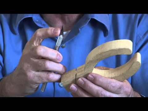 Education: John Merritt, Wood Carver