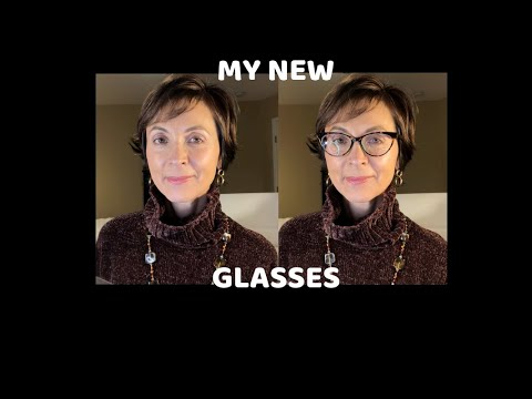 LOVING MY NEW PRESCRIPTION GLASSES FROM FIRMOO