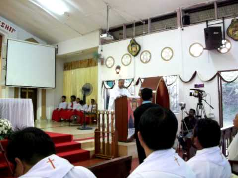 Chrism Mass 2010 - Homily 1/2