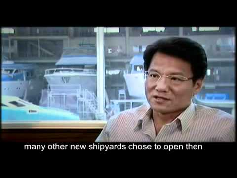 The Story of Taiwan - Kaohsiung Yacht Industry
