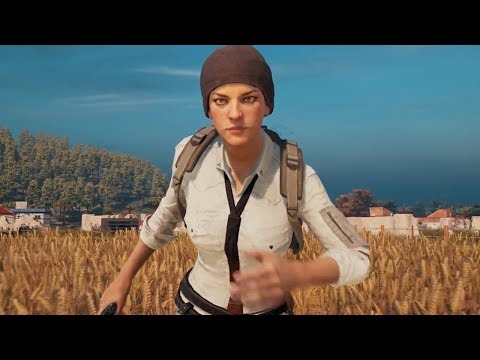 PlayerUnknown's Battlegrounds Gameplay Release Trailer | The Game Awards 2017