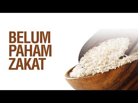 Belum Paham Zakat - Ustadz Azhar Khalid bin Seff, Lc, MA