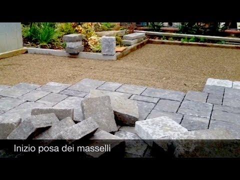 Pavimentazione videolike - Pavimentazione giardino autobloccanti ...