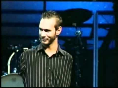 Historia De Nick Vujicic esp. part 3
