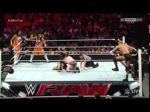Wwe Raw 09 22 2014 (full Show) video