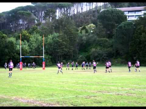 Halliford School South Africa Rugby Tour 2011
