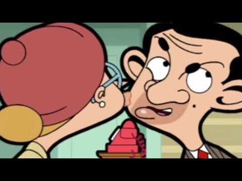 Mr Bean the Animated Series - Dinner for two