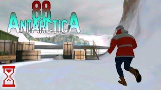 Добрался до первой концовки игры   Antarctica 88