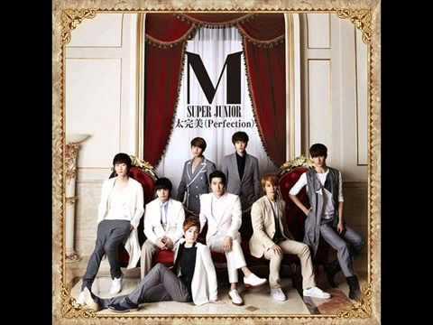 Audio Super Junior M   Perfection Japanese version