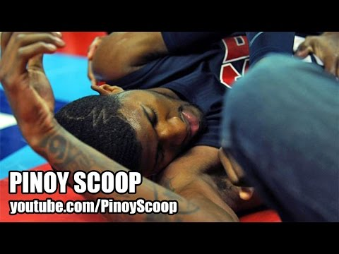Paul George Suffers Serious Right Leg Injury During Team USA Scrimmage