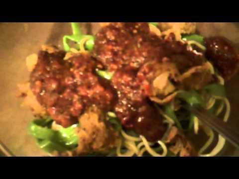 Video response to budgetqueen79 – Konjac/shirataki noodles – low carb pasta alternative