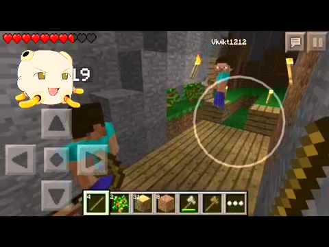 【Minecraft pe】TMSで街造りクラフト マルチ ゆっくり実況【part1】