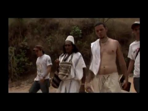 Calle 13 en el caribe colombiano (Palenque - Sierra nevada de Santamarta) #eccolovallenato