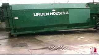 NYCHA Tour of Garbage Compactors